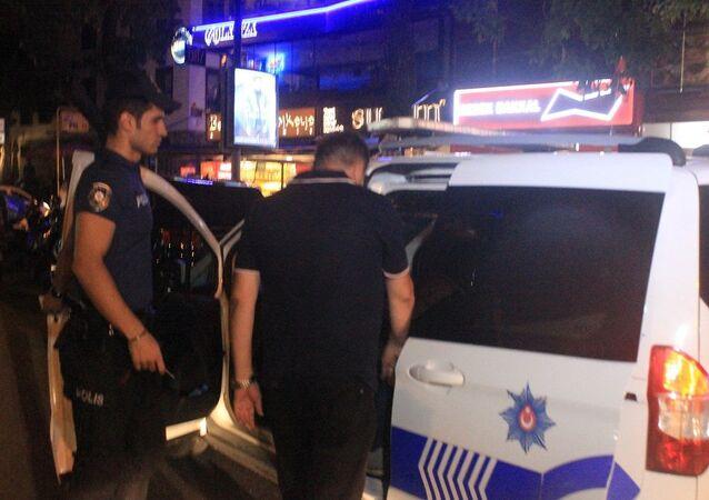 İstanbul'da 'değnekçi' operasyonu