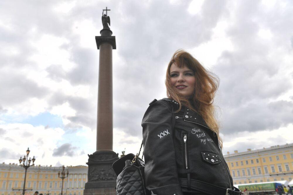 Sıralamanın ikinciliği, Rusya'nın St. Petersburg kentine ait.