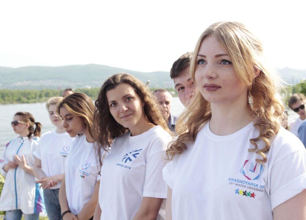 Rusya'nın Sibirya bölgesindeki Krasnoyarsk kenti, en güzel kadınların yaşadığı şehirler listesinin  7. sırasında yer aldı.