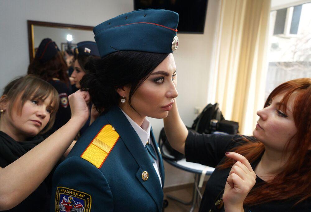 Krasnodar kenti, en güzel kadınların yaşadığı şehirler listesinde 9. oldu.