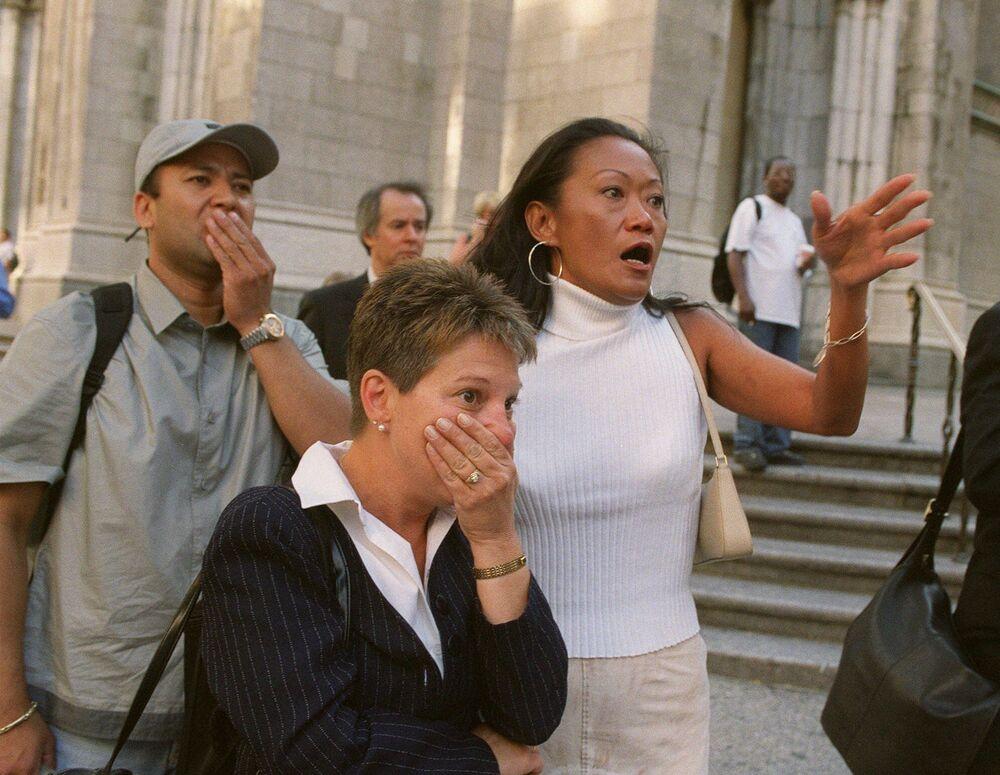 """11 Eylül saldırıları birçok kişi tarafından """"dünyanın değiştiği gün"""" olarak tanımlanıyor."""
