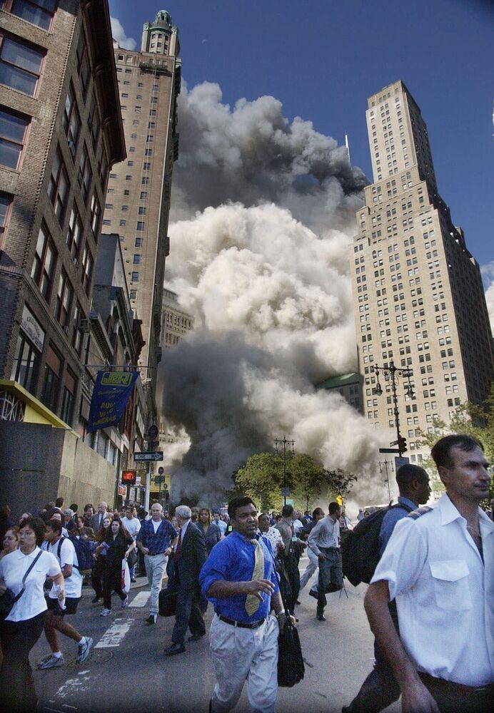 11 Eylül saldırılarında 6 binden fazla kişi yaralandı.