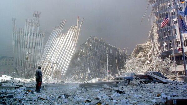 11 Eylül saldırılarının 18. yıldönümü - Sputnik Türkiye