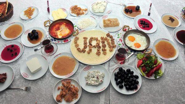 Van kahvaltısı - Sputnik Türkiye