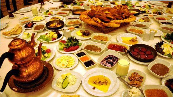 Van kahvaltısı -  kahvaltı - Sputnik Türkiye