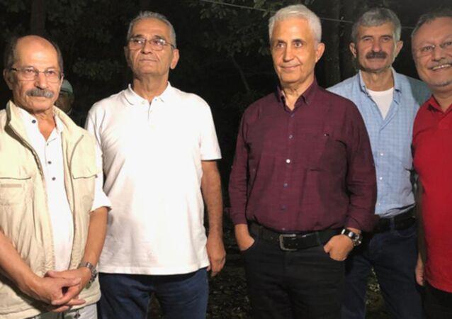 Yargıtay kararının ardından beş eski Cumhuriyet çalışanı tahliye edildi