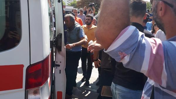 Recep Peker - Sputnik Türkiye