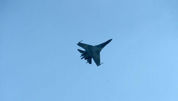 SU-35 - TEKNOFEST - Sputnik Türkiye