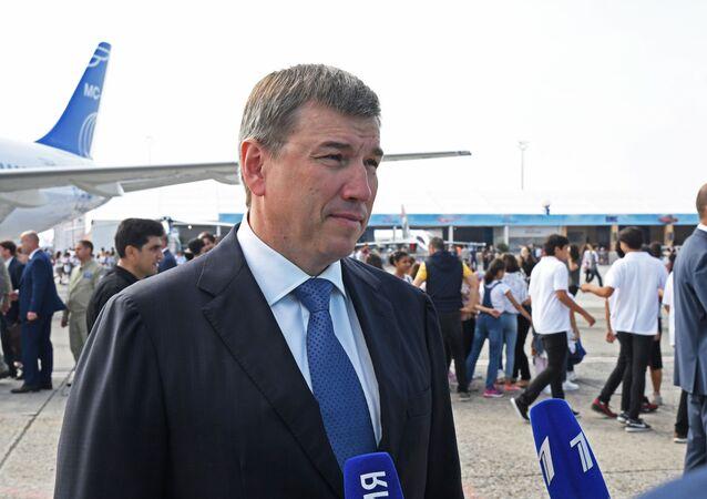 Rusya Sanayi ve Ticaret Bakan Yardımcısı Oleg Boçarov