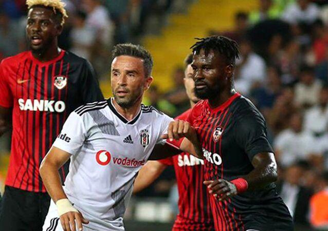 Beşiktaş'tan Gazişehir Gaziantep maçı için 'yeniden oynama' başvurusu
