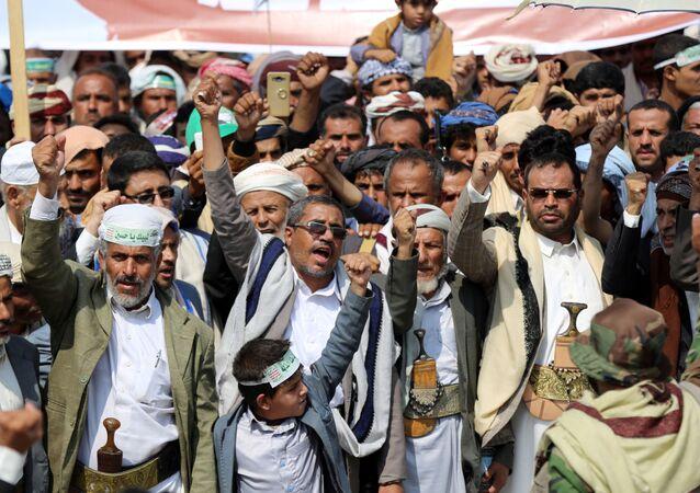 Yemen'de Husiler Hareketi