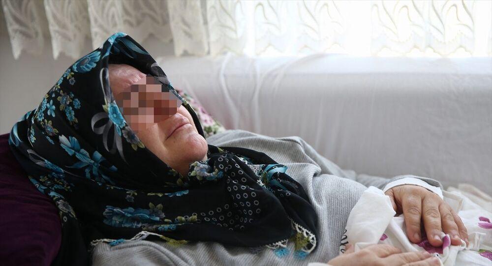 Antalya'da, eski eşi tarafından 21 yerinden bıçaklanarak ağır yaralanan kadının, öldü diye bırakıldığı ortaya çıktı