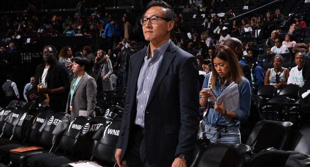 Brooklyn Nets'in yeni sahibi, iş insanı Joseph Tsai