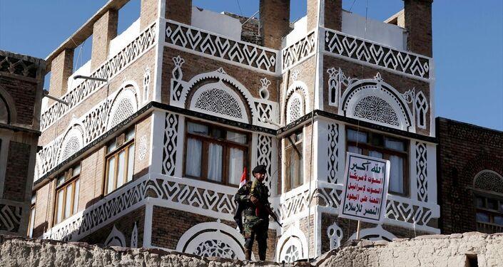 Yemen'in başkenti Sana'nın Husiler tarafından ele geçirilmesinin 5. yıl dönümü