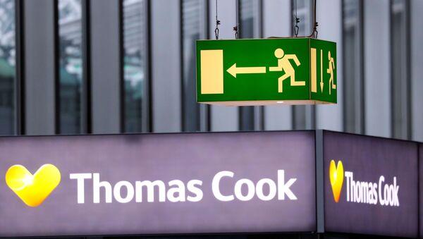 Thomas Cook - Sputnik Türkiye