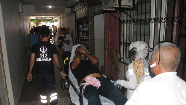 Adana'da vesikalık fotoğraf çektirmek isteyen bir kişi, fotoğrafçıyı bacağından vurup kaçtı. - Sputnik Türkiye