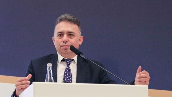 Anayasa Mahkemesi BaşkanvekiliEnginYıldırım - Sputnik Türkiye