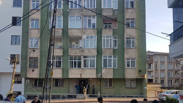 Esenyurt deprem - Sputnik Türkiye