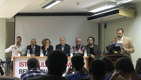 TMMOB İstanbul İl Koordinasyon Kurulu - Sputnik Türkiye