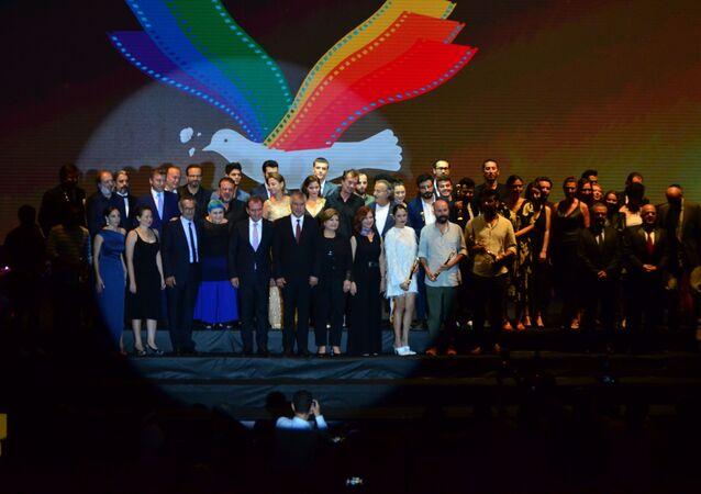26. Uluslararası Altın Koza Film Festivali'nin büyük ödülleri sahiplerini buldu