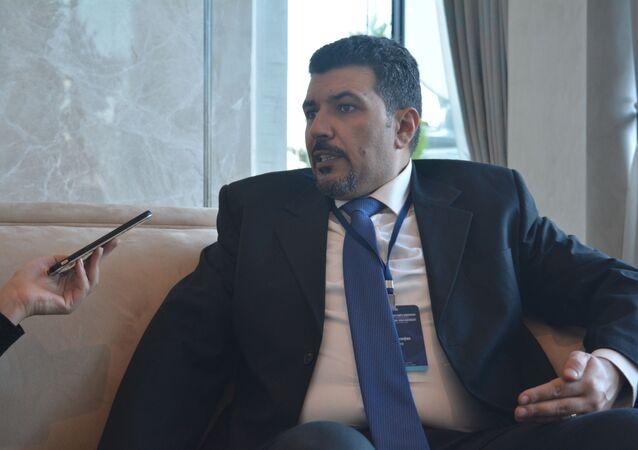 Suriyeli gazeteci Sarkis Kassarjian