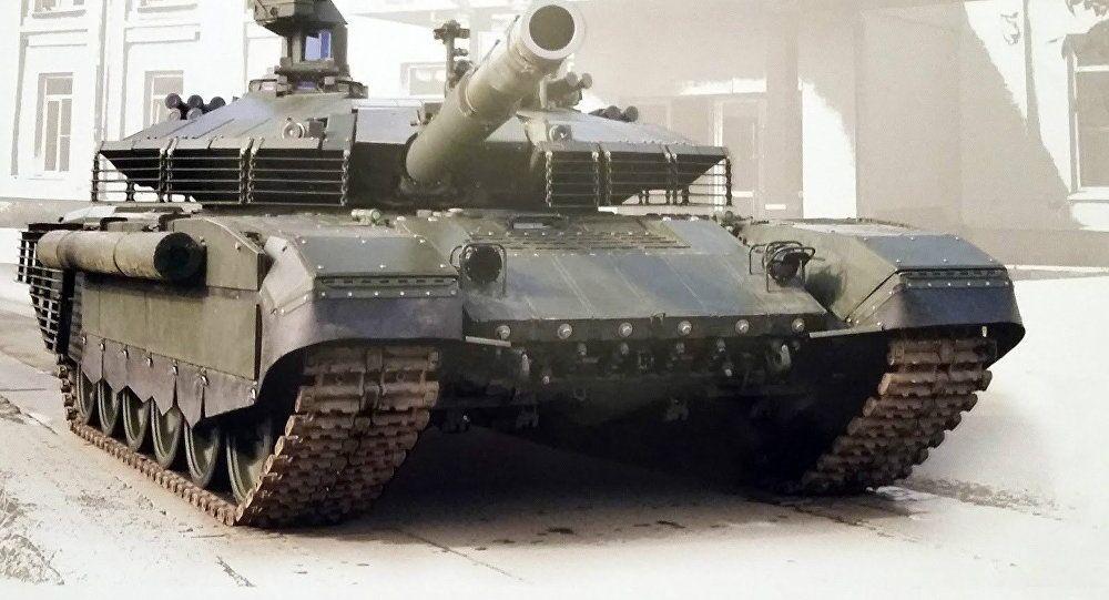 T-90M tankı
