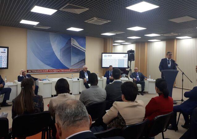 İkinci Hazar Ekonomik Forumu'na hazırlık görüşmeleri