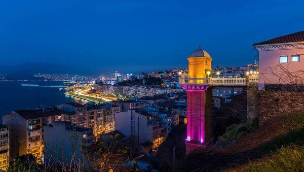 İzmir - manzara - Sputnik Türkiye