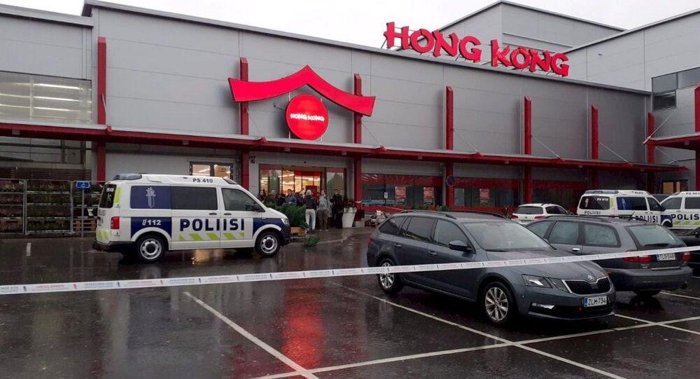 Finlandiya - polis