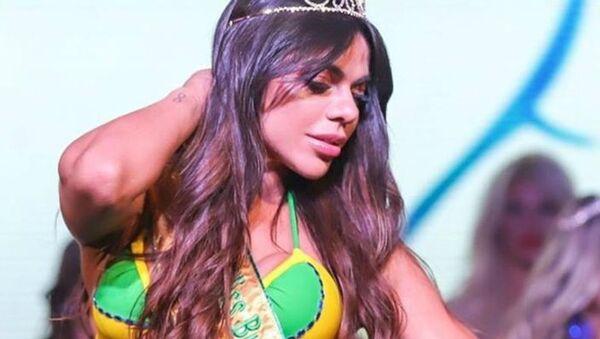 Miss BumBum 2019, Suzy Cortez - Sputnik Türkiye