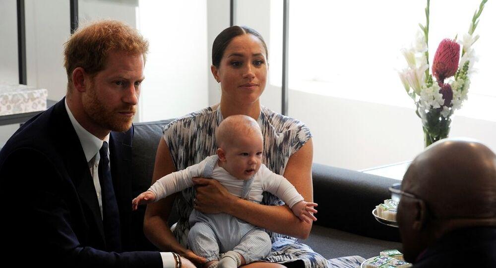Prens Harry ile Meghan Markle