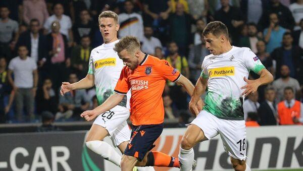 Medipol Başakşehir, Borussia Mönchengladbach  - Sputnik Türkiye