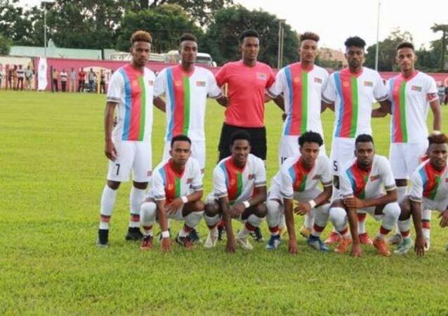 Eritre milli takımı