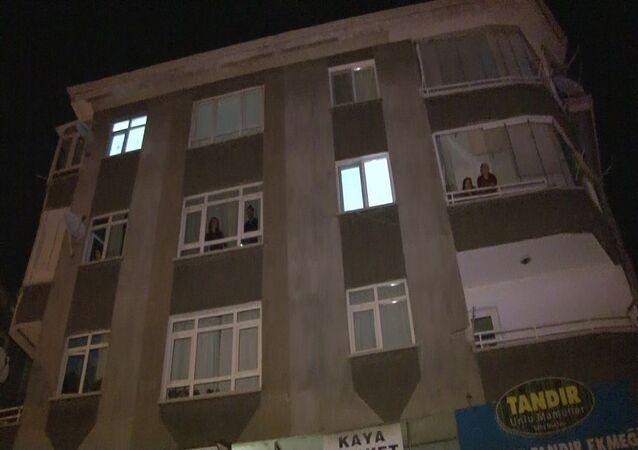 Ankara'da 'kardeşini camdan aşağı atarak öldürdü' iddiası