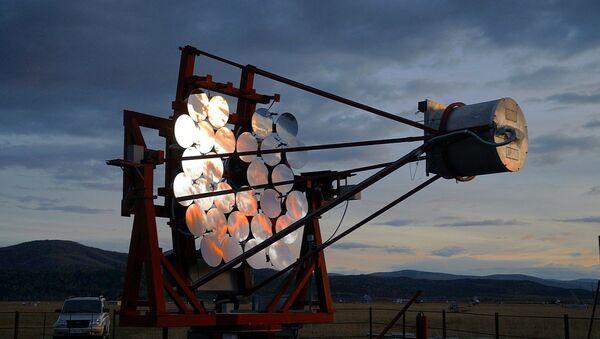 TAIGA-IACT teleskobu - Sputnik Türkiye