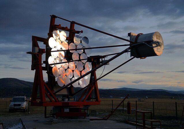TAIGA-IACT teleskobu