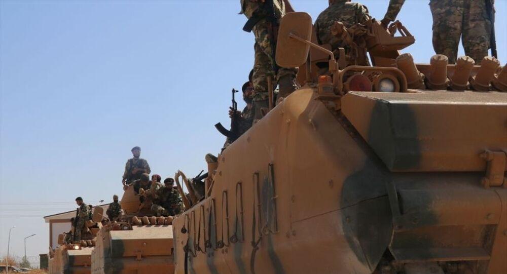 Barış Pınarı Harekatı'na, muhalif savaşçılardan oluşan Suriye Milli Ordusu da (SMO) destek verdi.