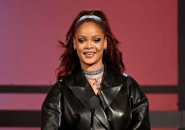 Rihanna 2019 BET Ödüllerinde