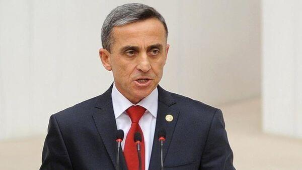 Şirin Ünal - Sputnik Türkiye