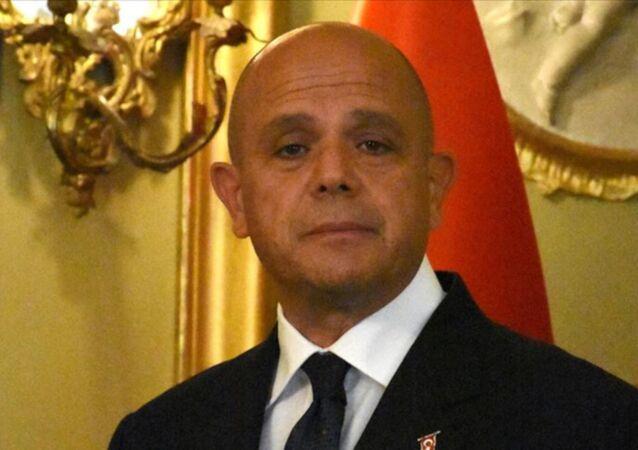 Türkiye'nin Roma Büyükelçisi Murat Salim Esenli