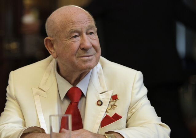 Aleksey Leonov