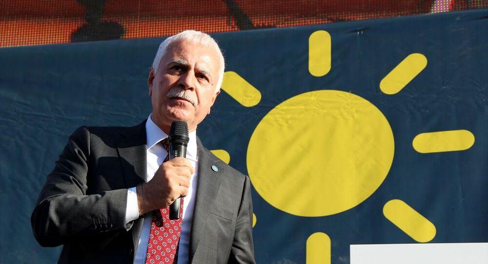 İYİ Parti Genel Başkan Yardımcısı Koray Aydın
