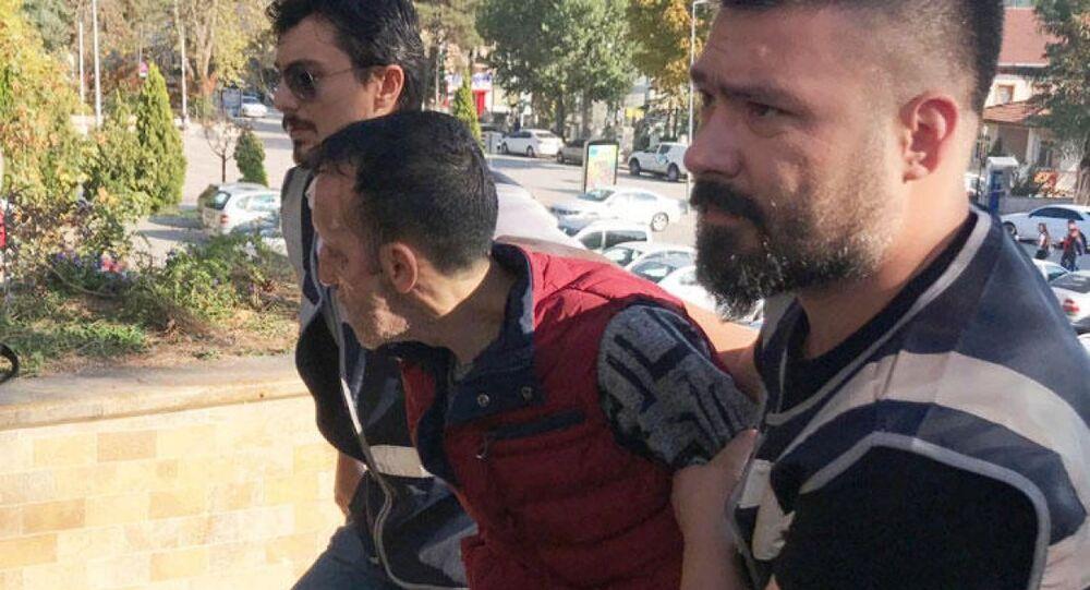 Türkiye'nin 5. yüz naklini olan Recep Sert