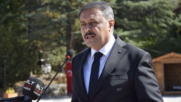 Hasan Şıldak - Sputnik Türkiye