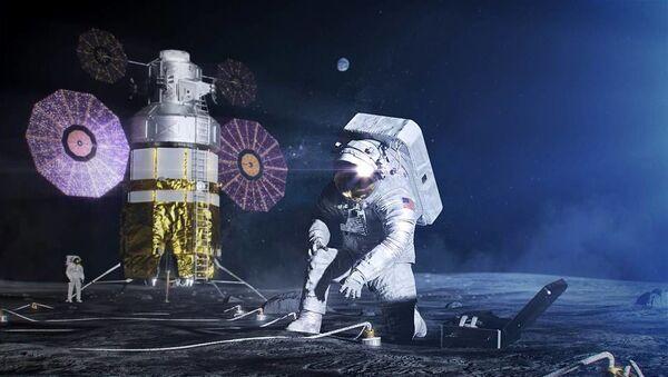 NASA - Astronot - Sputnik Türkiye
