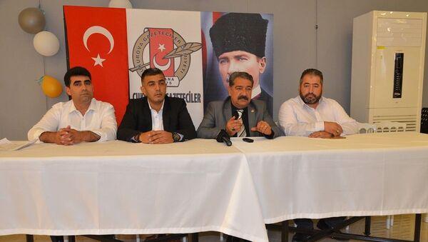 Adana Kasaplar Odası Başkanı Murat Saruhan Yağmur - Sputnik Türkiye