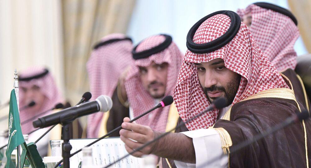 Suudi Arabistan'ın Veliaht Prens Muhammed bin Selman