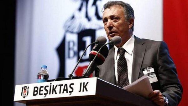 Ahmet Nur Çebi - Sputnik Türkiye