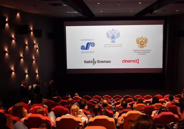 İstanbul Rus Filmleri Festivali