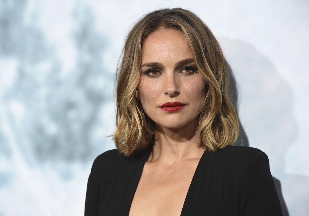 Listenin 8. sırasına yerleşen ABD'li oyuncu Natalie Portman.